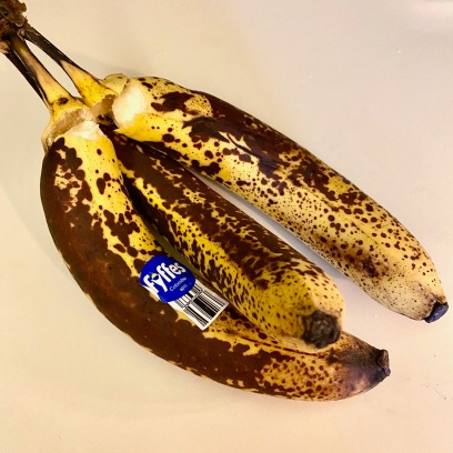 Find the ripest bananas possible!